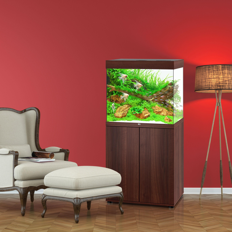 juwel lido 200 led komplett aquarium mit unterschrank sbx. Black Bedroom Furniture Sets. Home Design Ideas