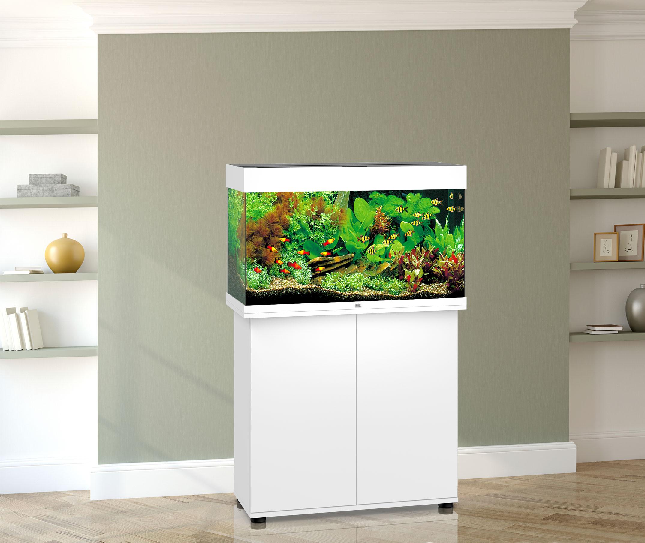 juwel aquarium rio 125 ohne schrank. Black Bedroom Furniture Sets. Home Design Ideas